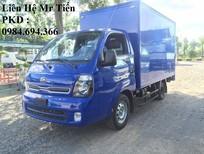 Bán xe tải Kia K200 tải 1,9 tấn đủ loại thùng, máy Hyundai, khuyến mại 50% thuế trước bạ, giá tốt