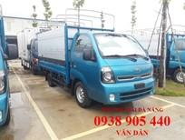 Bán xe tải Kia 1T25 nâng tải 1T4. Hỗ trợ trả góp tại TP Đà Nẵng