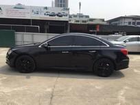 Cần bán Chevrolet Cruze AT 2016, màu đen
