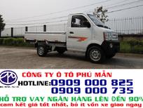 Bán xe tải Dongben 870kg, tư vấn mua xe tải nhẹ Dongben chất lượng