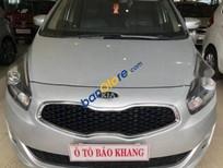 Bán xe Kia Rondo sản xuất 2015, màu bạc