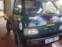 Bán ô tô Thaco TOWNER sản xuất 2003, màu xanh lam
