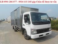 Bán xe tải Mitsubishi Fuso Canter 6.5 tấn, khả năng chịu tải tốt, bền bỉ, giá tốt nhất thị trường