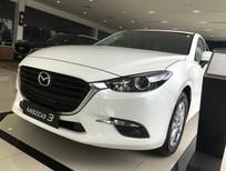Bán ô tô Mazda 3 sản xuất 2018, màu trắng, 659 triệu