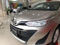 Vios 2018 mới ,K/M : tiền mặt hoặc nhiều option xe tại Toyota An Sương