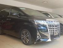 Bán Toyota Alphard Executive Lounge sản xuất năm 2018 màu đen, xe mới 100%
