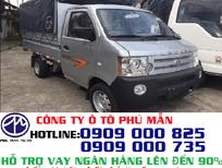Xe tải nhỏ giá rẻ|Bán xe tải Dongben dưới 1 tấn- thùng bạt