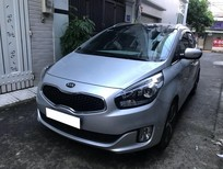 Cần bán lại xe Kia Rondo GAT sản xuất 2017, màu bạc