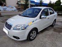 Bán Daewoo Gentra sản xuất năm 2011, màu trắng số sàn giá cạnh tranh