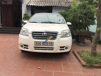 Bán ô tô Daewoo Gentra năm sản xuất 2008, màu trắng ít sử dụng, 170 triệu