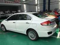 Cần bán Suzuki Ciaz năm sản xuất 2018, màu trắng, xe nhập