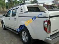 Bán Nissan Navara sản xuất 2013, màu trắng, xe nhập