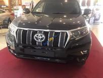 Cần bán Toyota Land Cruiser Prado năm sản xuất 2018, màu đen, nhập khẩu
