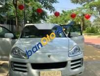 Cần bán lại xe Porsche Cayenne sản xuất 2008, màu trắng, xe nhập, giá chỉ 970 triệu