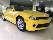 Bán xe Chevrolet Camaro năm 2015, màu vàng, nhập khẩu, giá tốt