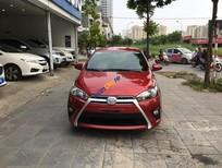 Bán xe cũ Toyota Yaris E 1.3AT sản xuất 2015, màu đỏ