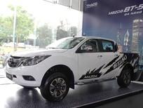 Bán ô tô Mazda BT 50 2018, màu trắng, nhập khẩu giá cạnh tranh