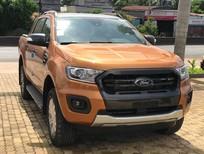 Cần bán xe Ford Ranger Wildtrak 2.0L AT 2018, nhập khẩu Thái Lan, PK: Nắp thùng, lót thùng, phim, BHVC,... LH: 0935437595