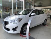 Cần bán Mitsubishi Attrage nhập Thái đời 2018, màu trắng, nhập khẩu nguyên chiếc