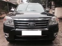 Cần bán Ford Everest 2.5 AT 2011, màu đen xe đẹp giá cực tốt