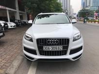 Cần bán Audi Q7 sản xuất 2014, màu trắng, nhập khẩu