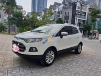Cần bán xe cũ Ford EcoSport sản xuất 2015, màu trắng số tự động