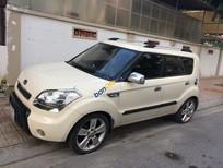 Cần bán lại xe Kia Soul sản xuất năm 2009, màu kem (be), nhập khẩu nguyên chiếc giá cạnh tranh