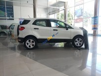 Bán Ford EcoSport Ambiente 2018, màu trắng, giá tốt
