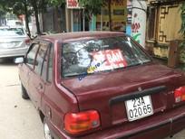 Bán xe Kia Pride sản xuất năm 2000, màu đỏ, xe nhập còn mới