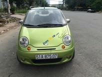 Cần bán Daewoo Matiz năm sản xuất 2004, xe nhập xe gia đình