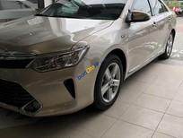Bán ô tô Toyota Camry Q sản xuất 2016, màu nâu vàng, odo 25.000km