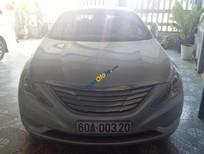 Cần bán xe cũ Hyundai Sonata đời 2010, màu bạc, nhập khẩu