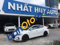 Cần bán Hyundai Elantra GLS 2.0AT năm 2016, màu trắng giá tốt