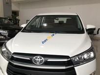 Bán xe Toyota Innova 2.0E năm 2018, màu trắng, nhập khẩu, 743 triệu