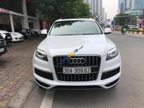 Bán Audi Q7 năm 2014, màu trắng, nhập khẩu nguyên chiếc
