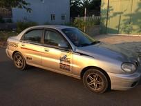 Bán xe Daewoo Lanos sản xuất năm 2002, màu bạc, giá tốt