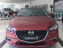 Bán Mazda 3 hatchBack, màu đỏ 2018