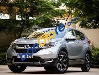 Bán ô tô Honda CR V năm 2018, màu bạc, nhập khẩu nguyên chiếc giá cạnh tranh