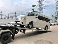 Bán Toyota Hiace 2018 nhập khẩu Thái 100% - KM đặc biệt