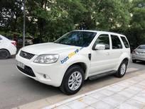 Bán Ford Escape XLT năm sản xuất 2011, màu trắng, giá chỉ 450 triệu