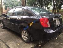 Bán Chevrolet Lacetti sản xuất 2008, màu đen, giá tốt