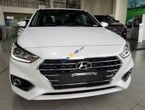 Cần bán Hyundai Accent 1.4AT năm 2018, màu trắng, giá 540tr