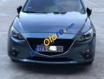 Cần bán Mazda 3 AT năm sản xuất 2016, màu xanh lam, giá tốt