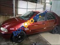 Cần bán lại xe Fiat Siena sản xuất 2001, màu đỏ xe gia đình
