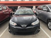 Bán Toyota Vios E AT sản xuất 2018, màu đen