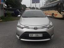 Bán Toyota Vios 1.5AT năm 2018, màu bạc