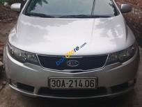 Bán Kia Forte Sli sản xuất 2009, màu bạc, xe nhập chính chủ