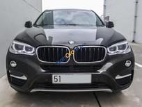 Bán BMW X6 AT sản xuất năm 2015, màu đen, nhập khẩu nguyên chiếc