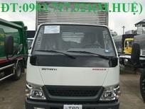 Giá xe tải IZ49 Đô Thành 2T2 thùng kín. IZ49 Đô Thành động cơ Isuzu - Đô Thành IZ49 mới 2018