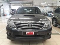 Bán xe Toyota Fortuner 2.5G 2014, màu xám, giá chỉ 860 triệu
